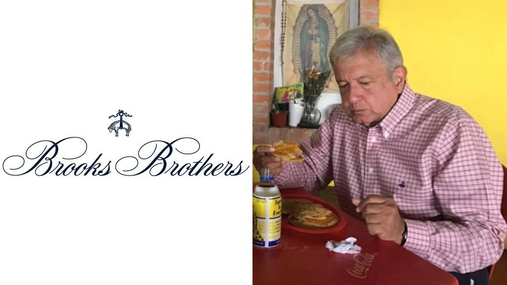 Las camisas pirruris de López Obrador