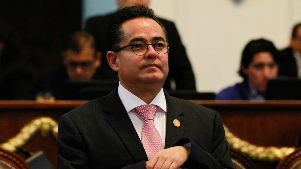 Yo vengo de una familia de políticos de izquierda: Leonel Luna