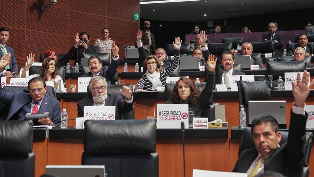 La Cámara de Senadores da pasos importantes en la Igualdad de Género