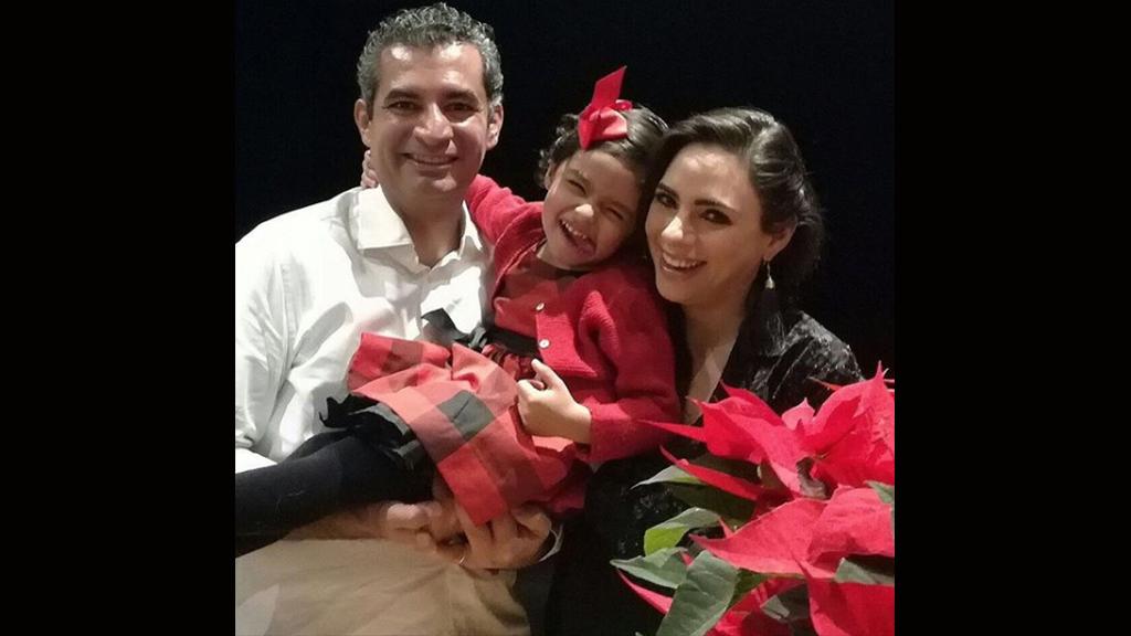 Enrique Ochoa Reza volverá a ser papá