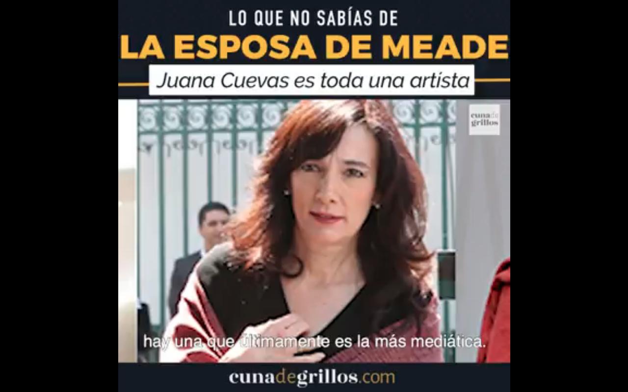 Lo que no sabías de la esposa de José Antonio Meade