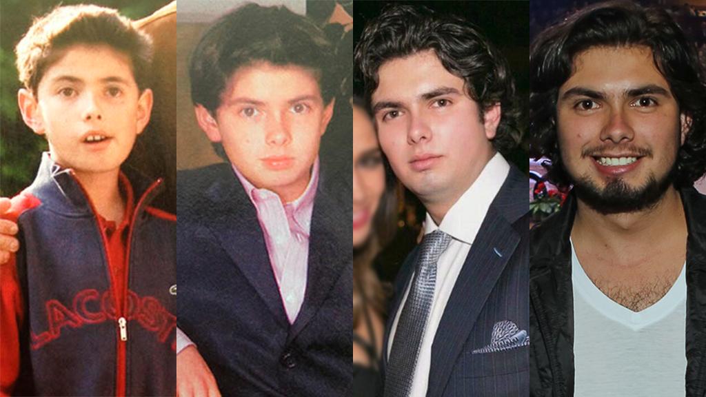 Los 20 años de Alejandro Peña en 20 fotos