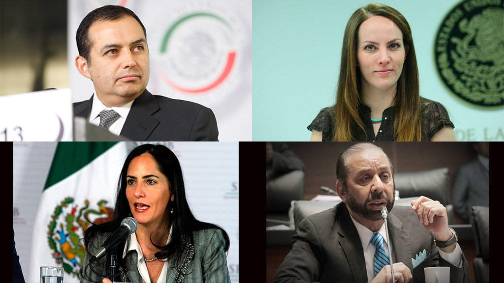 Senadores se reúnen con legisladores de 10 países de Asia-Pacífico