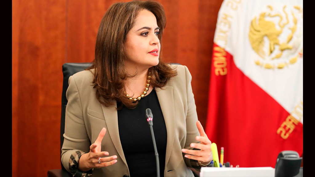 La terna de Fiscales viola la Constitución: Ana Lilia Herrera