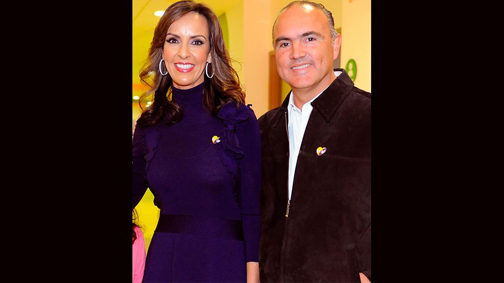 El hijo de José Calzada Rovirosa tuvo un drástico cambio físico
