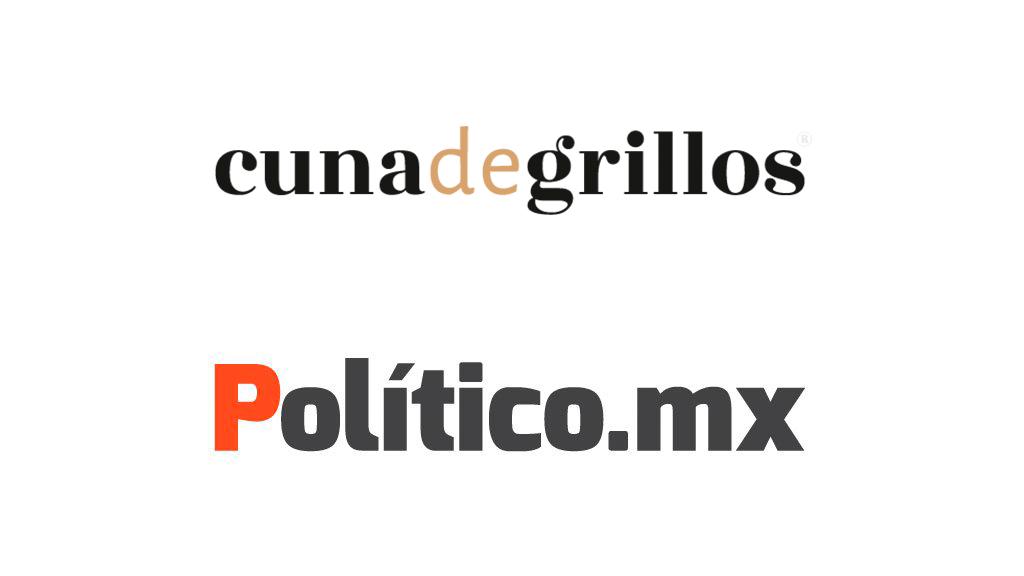 Alianza entre Político MX y Cuna de Grillos