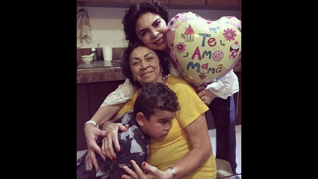 Muere la mamá de Ivonne Ortega Pacheco