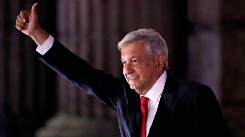 La biografía de Andrés Manuel López Obrador