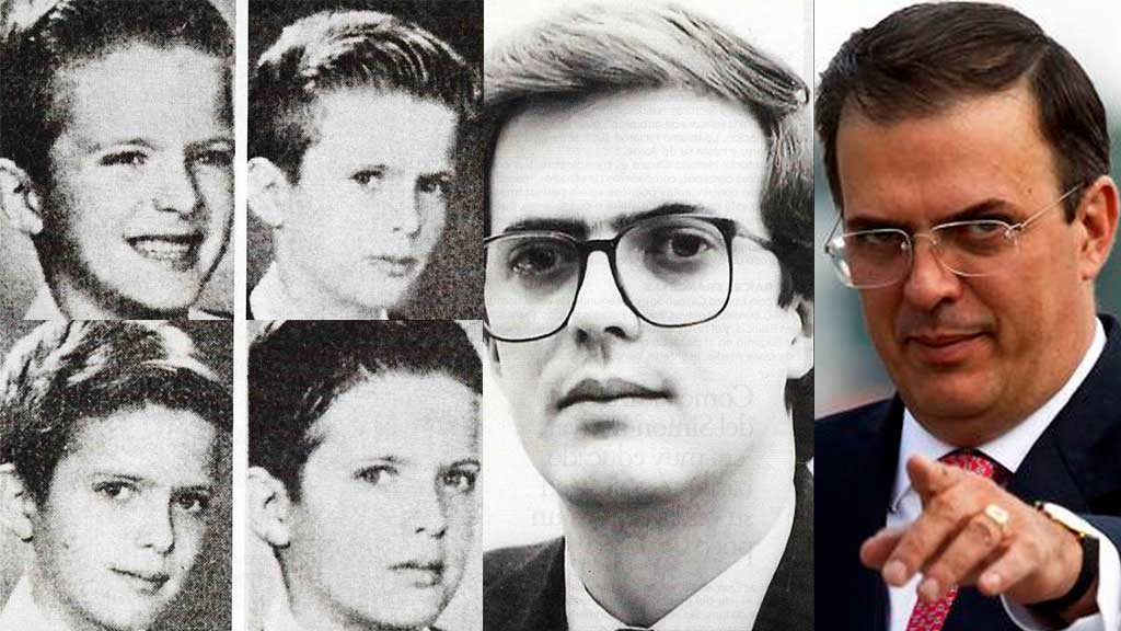 11 datos de la biografía de Marcelo Ebrard Casaubon
