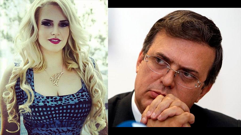 Las fotos más sexys de Francesca, hija de Marcelo Ebrard