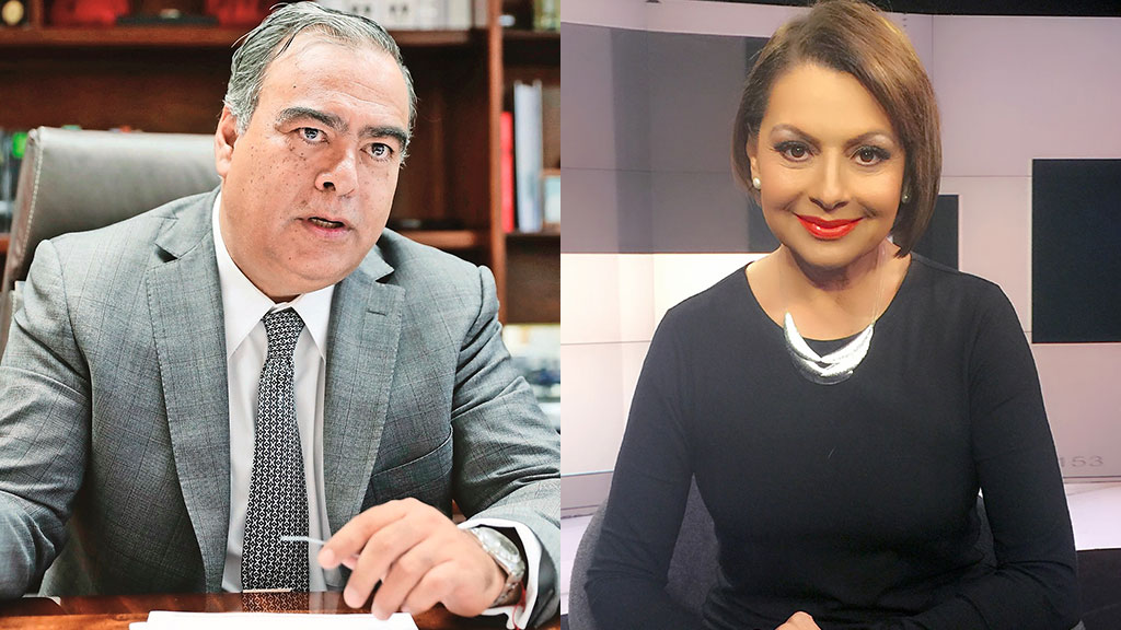 Qué relación tienen Raymundo y María Antonieta Collins