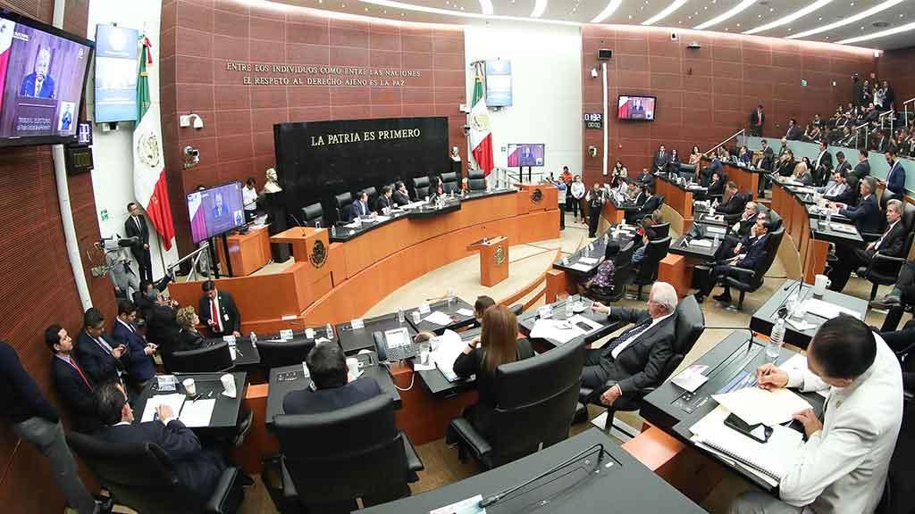 Senado pide informe a la SRE sobre recurso destinado a migrantes