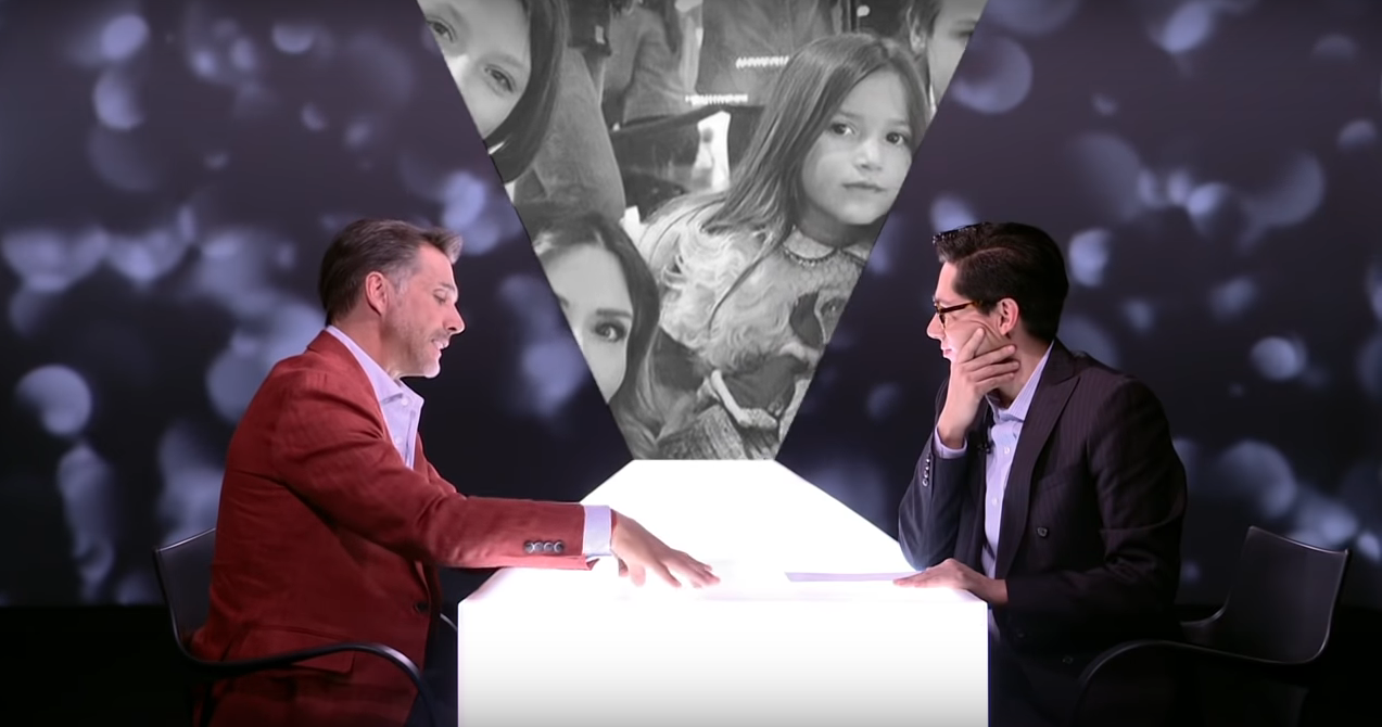 Sergio Mayer revela por qué Jaime Camil no votó por él