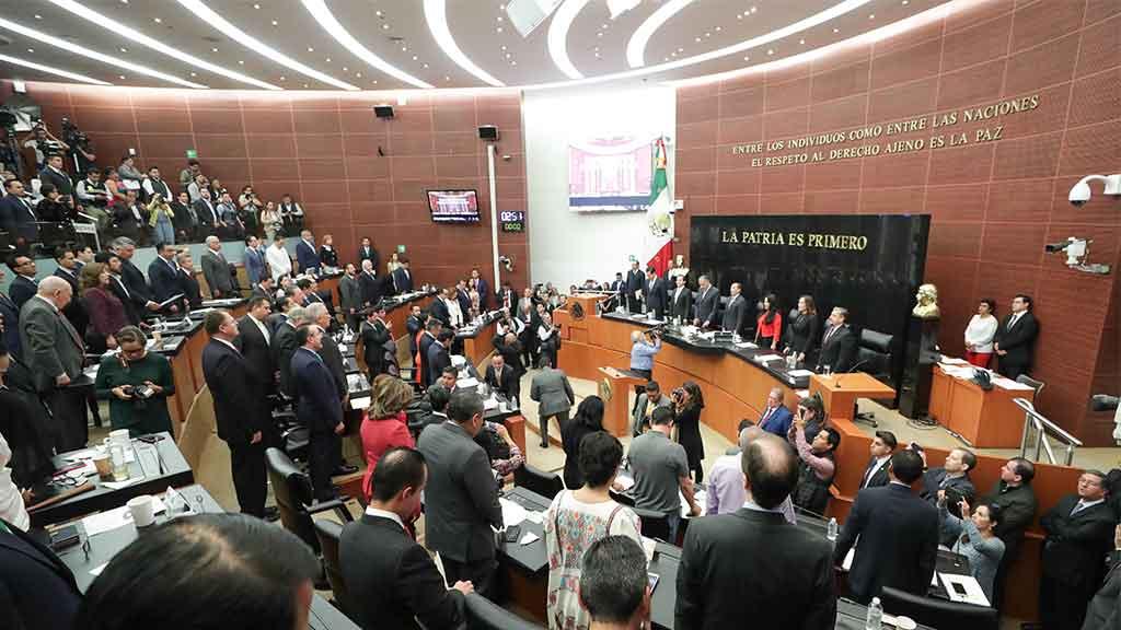 La Comisión Permanente cerró sus trabajos legislativos