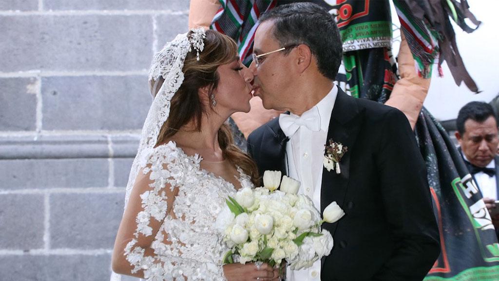 TODO sobre la boda de César Yañez y Dulce María