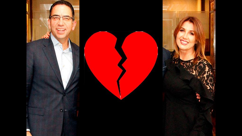 Javier Lozano y Desirée Navarro se separan