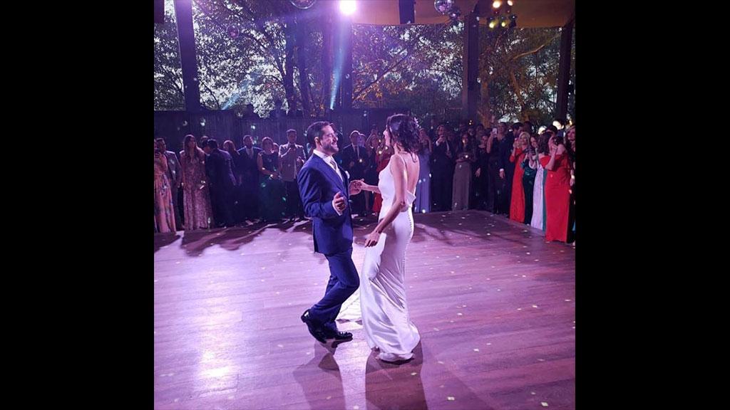 La boda de Juan Cristobal Salinas y Claudia Collado