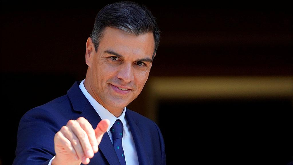 11 cosas que debes saber de Pedro Sánchez, presidente de España