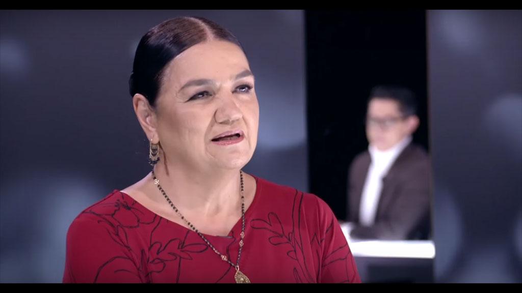 Eliminaría la angustia de la derrota del PRI: Dulce María Sauri