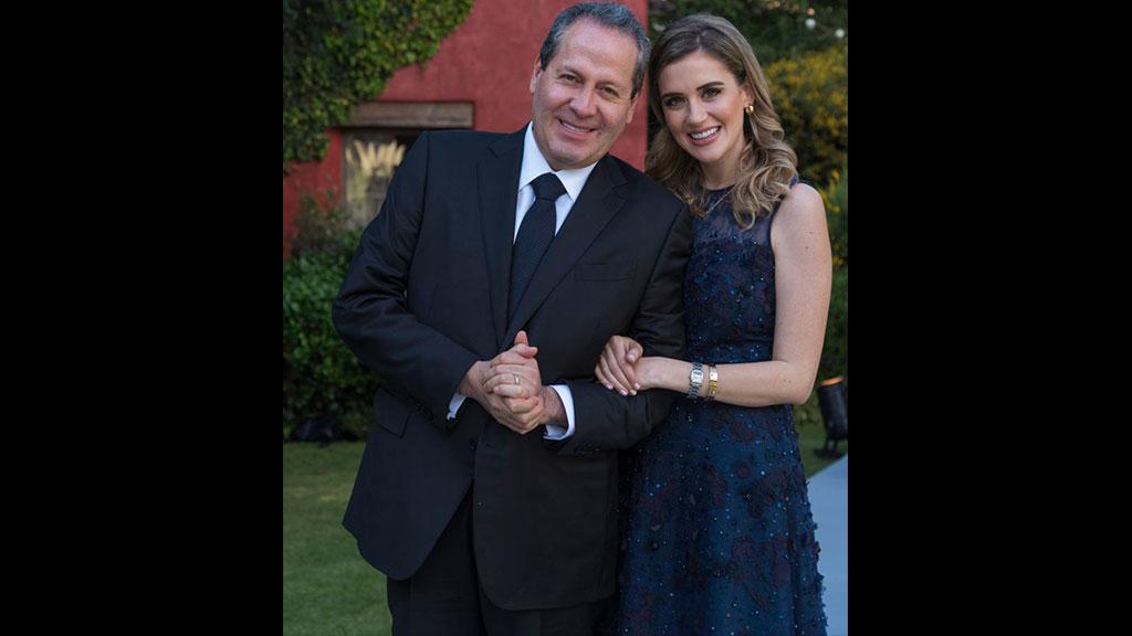 Eruviel Ávila, papá a los 49 años de edad
