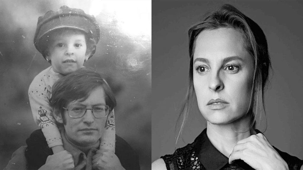 La trágica historia del papá de Marina de Tavira