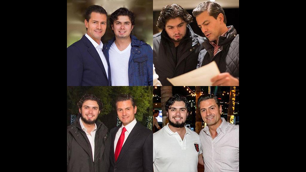 El cumpleaños 21 de Alejandro Peña Pretelini