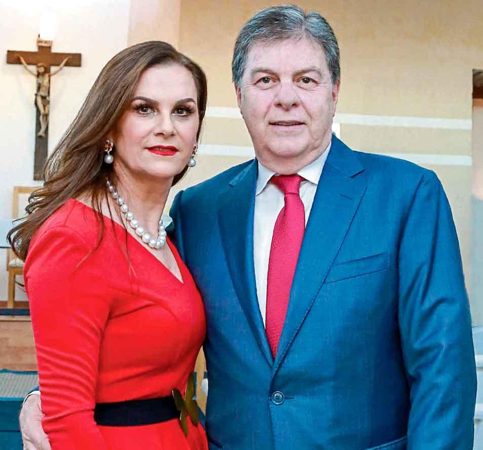 Pena Nieto y Tania Ruiz 2