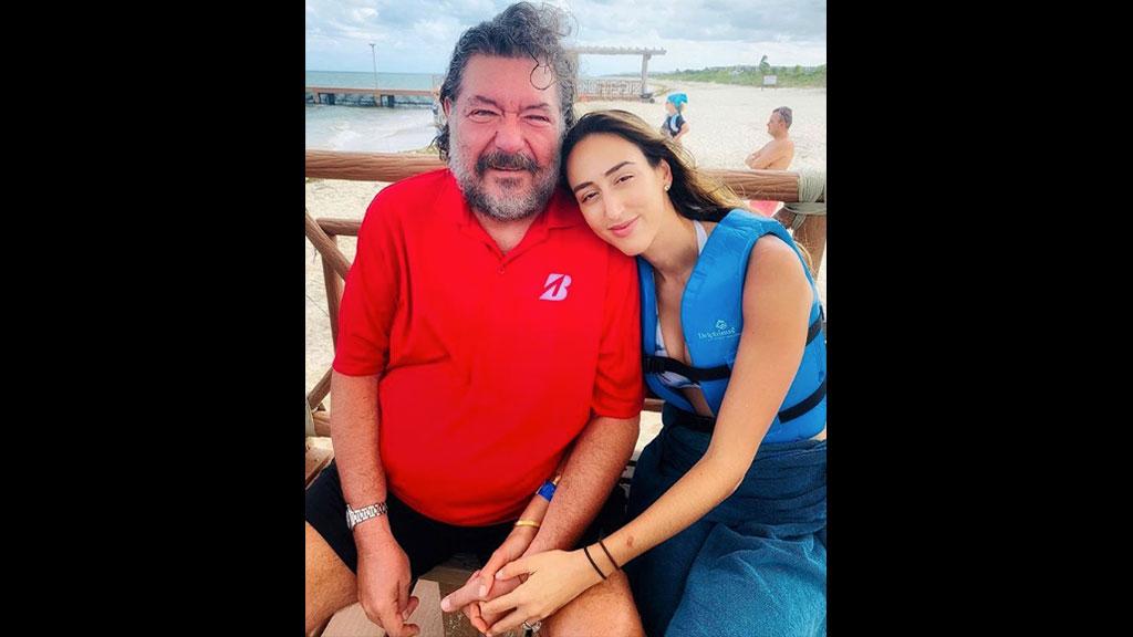 El ultrasonido de la esposa de Jorge Hank Rhon