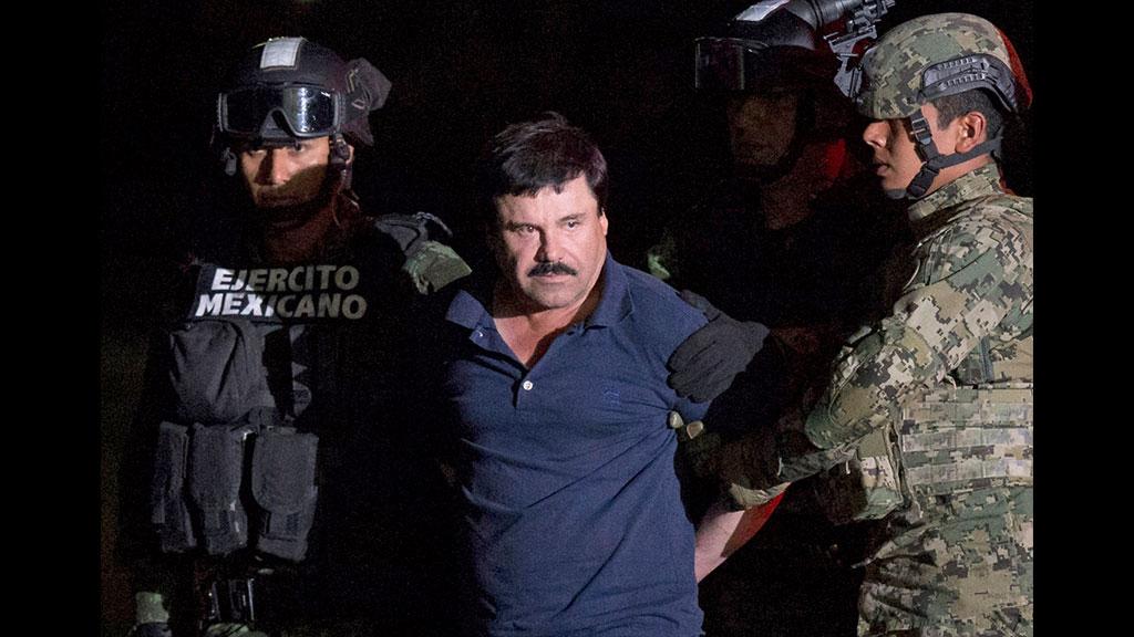 Le dan cadena perpetua a Joaquín El Chapo Guzmán