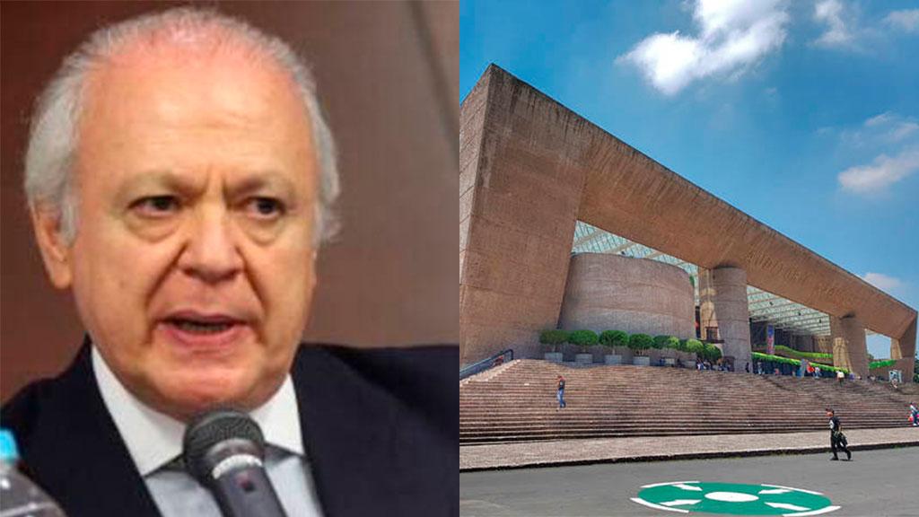 Eduardo Amerena y las demandas que enfrenta el Auditorio Nacional