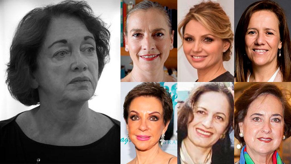 A todas las primeras damas les gusta el reflector: Sara Sefchovich