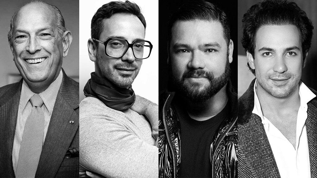 Estos son los diseñadores de las Primeras Damas de México