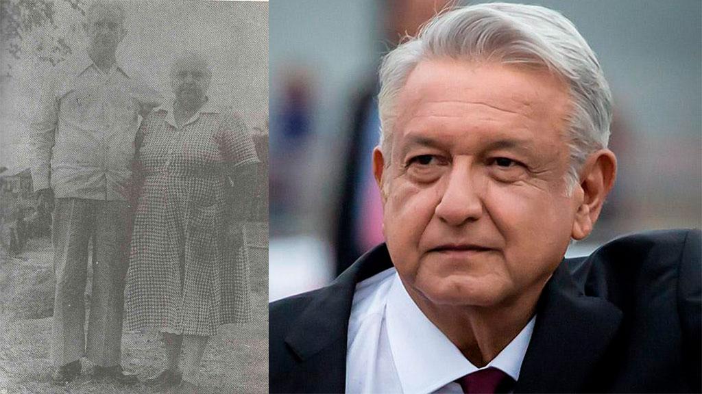 Los abuelos españoles de Andrés Manuel López Obrador