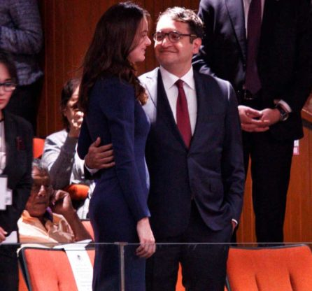5 noviazgos de políticos en 5 años