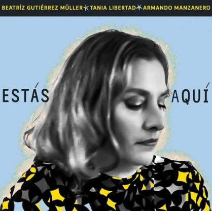 Beatriz Gutierrez estrena cancion con Tania Libertad y Manzanero