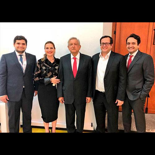 De qué viven los hijos de Andrés Manuel López Obrador