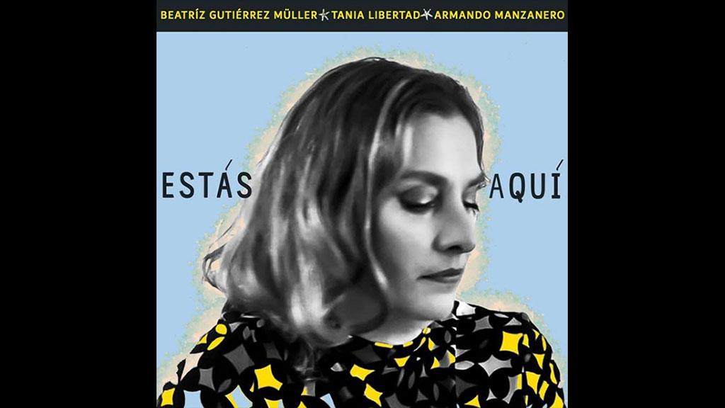 Ya está disponible la nueva canción de Beatriz Gutiérrez Müller
