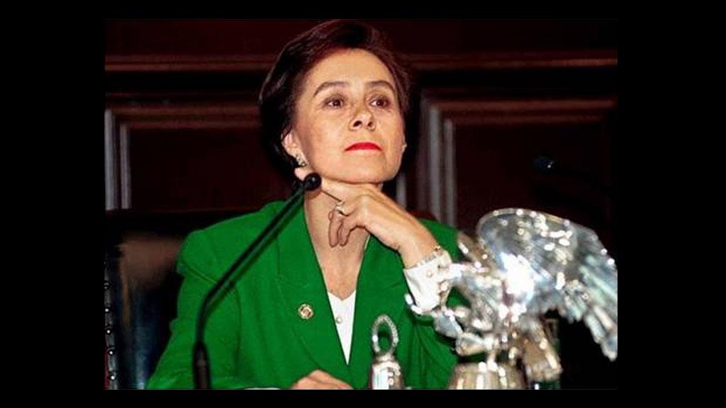 Los políticos que se despidieron de María de los Ángeles Moreno