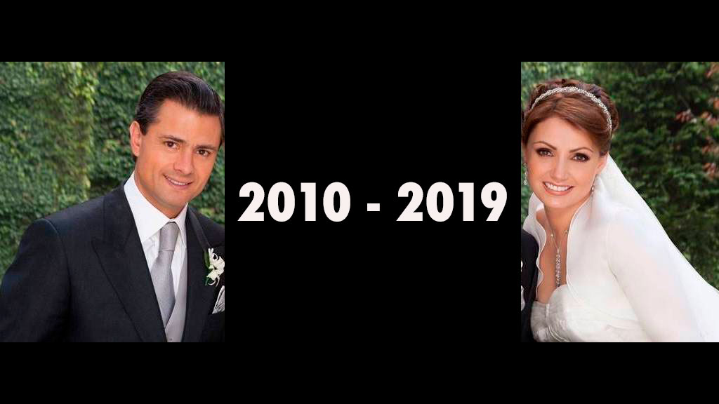 OFICIAL el divorcio de Enrique Peña Nieto y Angélica Rivera