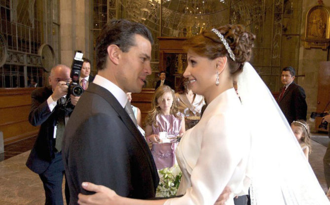 divorcio de Enrique Peña Nieto