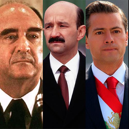 Los presidentes que se divorciaron después de Los Pinos