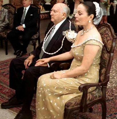 presidentes que se divorciaron