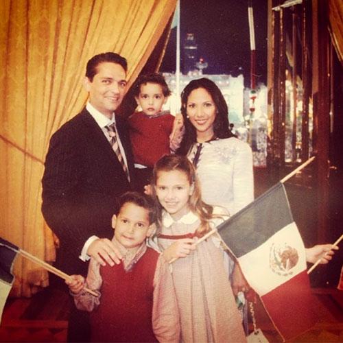 El hijo de Juan Camilo Mouriño hace sus pininos en la política