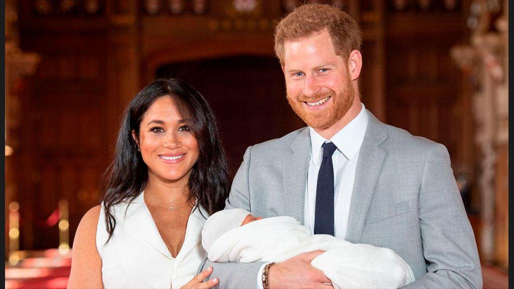Todos los detalles del nacimiento del hijo del príncipe Harry y Meghan