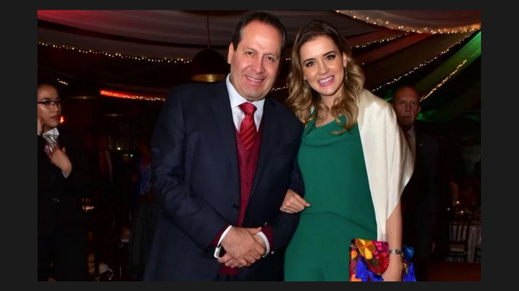Ya sabemos el sexo y el nombre del bebé de Eruviel Ávila y María Irene Dipp