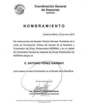 papá de Checo Pérez