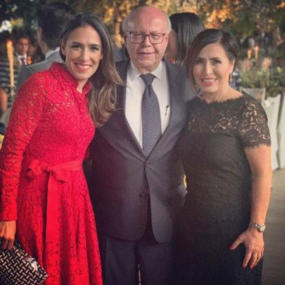 Nieto y Tania Ruiz