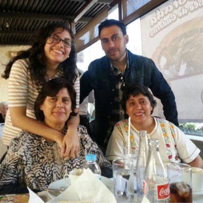 familia de Miguel Barbosa