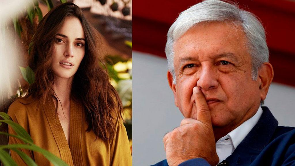 En qué serie de Netflix actúa la nuera de Andrés Manuel López Obrador