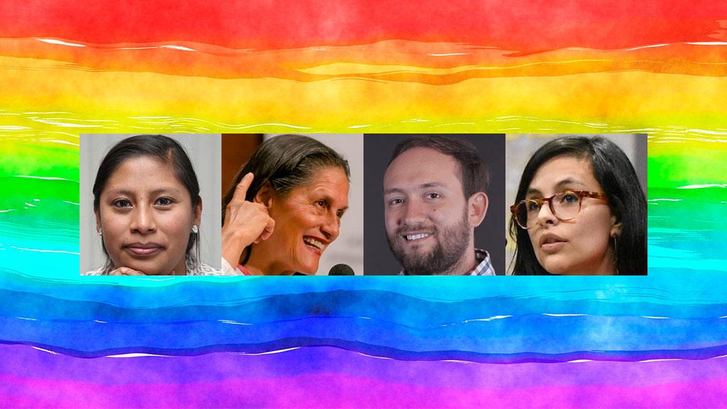 Los 4 integrantes de la política que son abiertamente gays